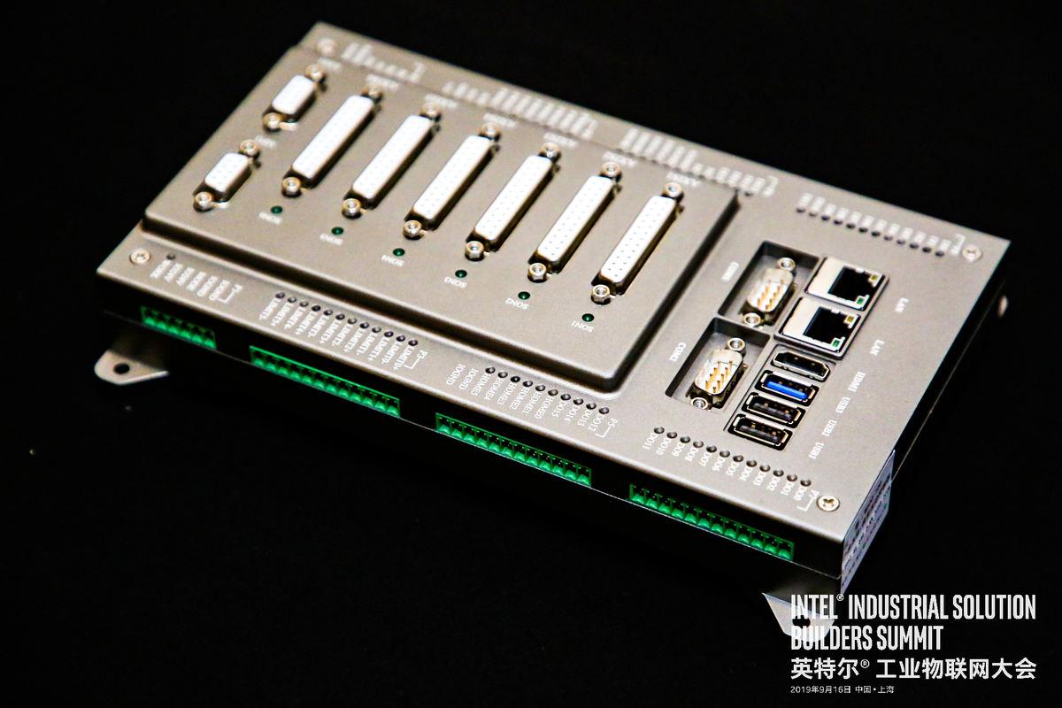 M600视觉运动控制器